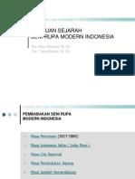 APRESIASI SENI RUPA MODERN INDONESIA