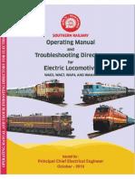 Electric locomotive TSD