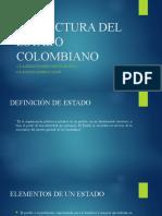 ESTRUCTURA DEL ESTADO COLOMBIANO JUNIO 30 DE 2020