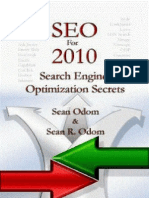 Seo for 2010_ Search Engine Optimization - Sean Odom