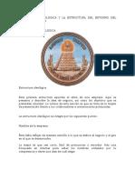 ESTRUCTURA IDEOLOGICA Y LA ESTRUCTURA DEL ENTORNO DEL PLAN DE NEGOCIOS