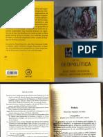 LAS 100 PALABRAS DE LA GEOPOLITICA
