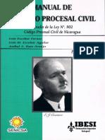 Manual Do Procesal Civil Estudio de Ley 902 Dr Ivan Escobar Fornos.pdf