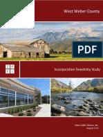 West Weber Feasibility Study