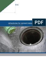 MERTEC Refactory Castables &  Anchors_Binder 2011