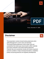 Nespresso_Investors_Dec2009_Girardot