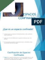 CLASE VIRTUAL - ESPACIOS CONFINADOS