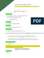 Solución de Las Actividades de Probabilidad y Estadística