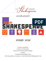 Swift Shakespeare Student Guide