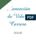 Planeacion de Vida y Carrera - David Cas