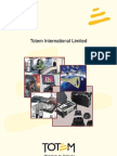 totem security safety power biometrics 16 Page Catalogue 21Jan11