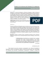 Gestão da informação em sistemas de informação complexos