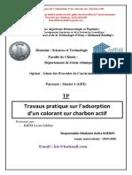 TP Adsorption