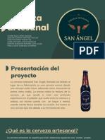 PRESENTACIÓN-CERVEZA ARTESANAL