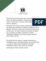 ARTÍCULO - - - BOSENKO - PORQUE LAS CIENCIAS NATURALES NO PUEDEN HACER NADA SIN LA FILOSOFÍA .pdf