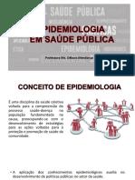 Epidemiologia e saúde pública