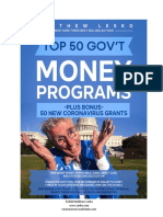 50 Best Gov't Personal Grants, Freebies and Giveaways…