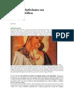 Não ao relativismo na Igreja Católica