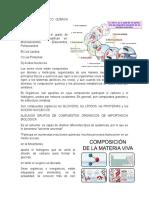 COMPOSICIÓN FISICO QUÍMICA DE LA MATERIA VIVA