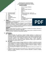SILABO DE DINAMICA UNJBG-2020