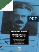 Utoía y redención filósofos judios.pdf