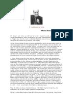 Affonso Romano de Sant'Anna - O Vestibular da Vida-1p-tx