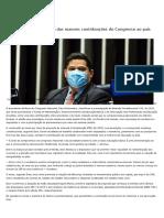 2020-08-29-18-Davi_ Novo Fundeb é uma das maiores contribuições do Congresso ao país — Senado Notícias