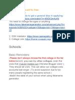 Google Free edu account
