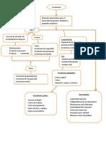 Mapa conceptual Importancia de los inventario