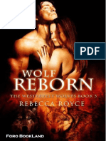 Rebecca Royce - Wolf Reborn 3