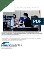 2020-08-29-38-Senado convida Guedes a explicar declarações sobre derrubada de veto — Senado Notícias