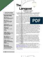 Lamppost 1.3.11 Final