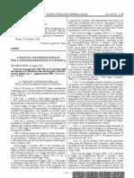 CIPE - contratto RFI