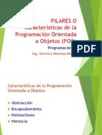 Clase 2 - Programacion III - Características de la POO