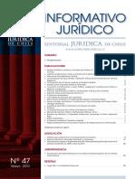 textos Informativo juridico2019