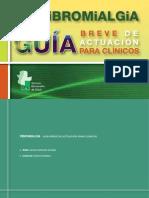 FIBROMIALGIA GUÍA BREVE DE ACTUACIÓN PARA CLÍNICOS