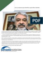 2020-08-29-41-Humberto Costa lamenta veto à proposta que beneficia agricultura familiar — Senado Notícias