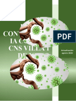 PLAN DE CONTINGENCIA COVID 19  CNS VILLA 1 DE MAYO