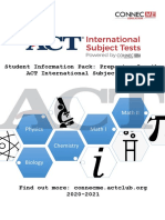 ACT-International-Subject-Tests-Student-Pack