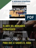 EL ARTE DEL MERCADEO ESTRATÉGICO charla 45min.pdf