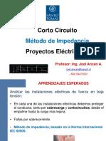 Corto Circuito_Método de Impedancia