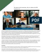 2020-08-29-61-Brasil deve ampliar corte de gastos não essenciais, diz ex-diretor do FMI — Senado Notícias