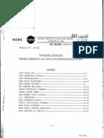 Background Information NASA and Apollo Program