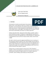EL FUNDADOR- PROCESOS ORGANIZACIONALES