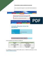 TRAMITE PARA OBTENER BACHILLERATO - MAYO 2020