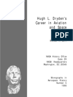 Hugh L Dryden's Career in Aviation and Space