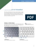 Tastenkuerzel_Editor