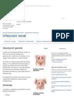 Infección renal - Síntomas y causas - Mayo Clinic