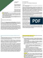 Case Digest - Minimum Labor Standards Benefits