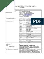 PLF module week 1.docx